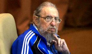 Anuncian que restos de Fidel Castro serán cremados hoy en La Habana