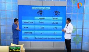 Doctor en Familia: prácticos consejos para cuidar  los ojos de tu hijo