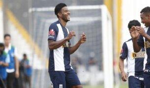 Alianza Lima empató 1-1 a Sport Huancayo