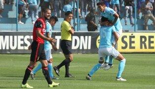 Sporting Cristal venció 3-2 a Melgar y queda como líder del torneo
