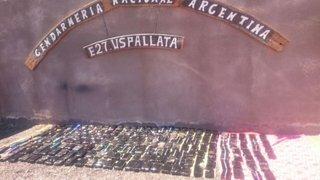 Argentina: hallan 220 kilos de cocaína camuflados en bus de empresa Ormeño