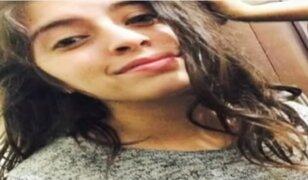 Adolescente se encuentra grave tras ser impactada por llanta de camioneta