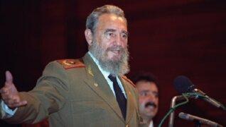 Líderes mundiales se pronuncian tras la muerte de Fidel Castro