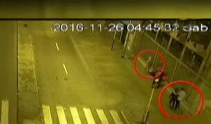 Los Olivos: joven fue ultrajada por sujetos que la interceptaron en la calle