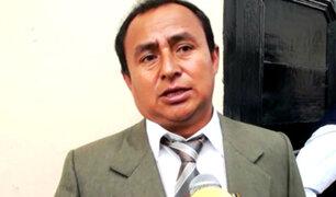 Gregorio Santos decreta una semana de duelo en Cajamarca por muerte de Fidel Castro