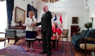 Perú y Chile acuerdan primer gabinete binacional para el 2017