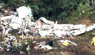 Se reduce a 71 las víctimas mortales de la tragedia de Chapecoense