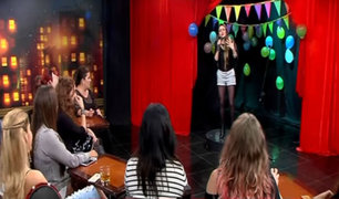 """Manzanas de Eva"": primer festival Stand Up Comedy en Miraflores"