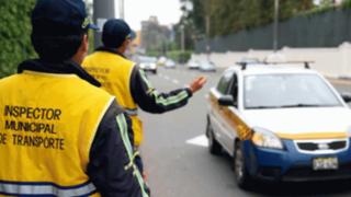 Centro de Lima: intervienen a inspectores municipales que pedían 'coima'