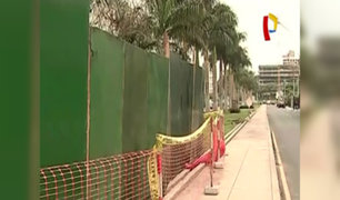 San Isidro: vecinos se oponen a colocación de antena