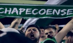 Eternos campeones: Chapecoense rinde emotivo homenaje a sus jugadores