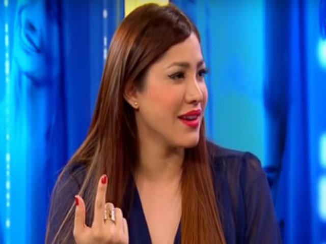"""Leslie Castillo sobre Jenko del Río: """"No lo veo como hombre"""""""