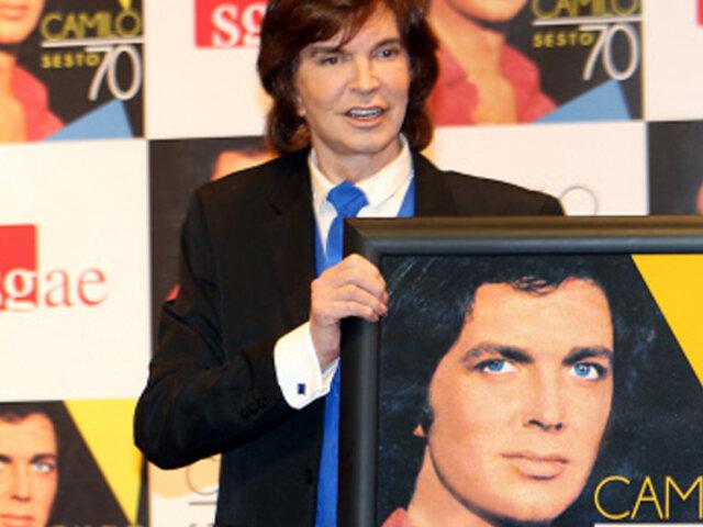 Camilo Sesto: 70 años de éxitos en 70 canciones