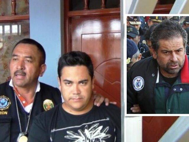 Dictan 18 meses de prisión preventiva para brazo derecho de Martín Belaunde Lossio