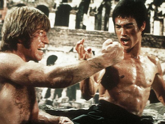 """Conozca al """"Bruce Lee"""" peruano que rinde homenaje al maestro"""