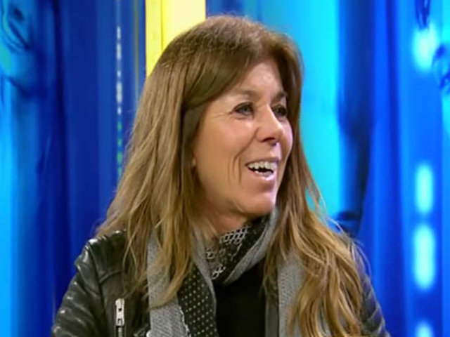 La recordada cantante Jeanette nos visitó en el set de Panamericana Espectáculos