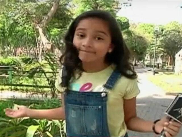 """Conoce a Zoe Arévalo, la pequeña estrella de """"Calichín"""""""