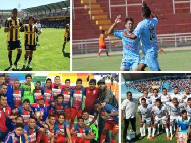 Copa Perú 2016: estos son los cuatro equipos que disputarán la 'Finalísima'
