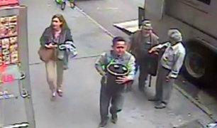 EEUU: Encuentra camión cargado de oro y roba más de un millón de dólares en segundos [VIDEO]