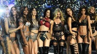 Las mejores imágenes que dejó el desfile de Victoria's Secret