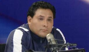 "Luis Salazar Belito: ""A todos los que me sindicaron pido que se rectifiquen"""