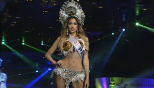 Milett Figueroa ganó Miss Supertalent of the World 2016