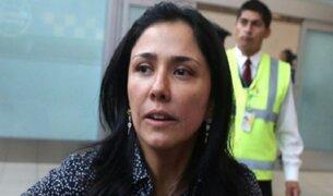 Congresistas critican fallo judicial que permite salida de Nadine Heredia fuera del país