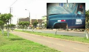 Fallece adolescente que sufrió impacto de llanta de vieja camioneta
