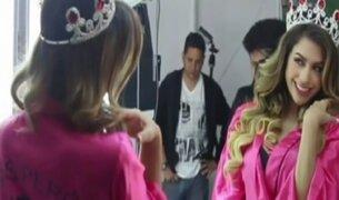 Jessica Newton elogió coronación de Milett Figueroa en Corea del Sur