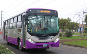 Corredor SJL circulará desde enero por avenida Abancay