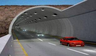 Construcción del túnel La Molina-Miraflores iniciaría el 2018