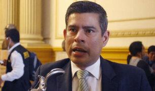 Luis Galarreta saluda designación de Villanueva como primer ministro