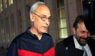 Manuel Burga permanecerá en libertad bajo fianza con comparecencia restringida