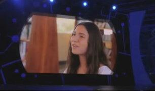 Estudiante peruana ganó millonaria beca por video de física cuántica