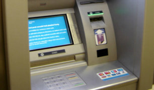 Cajeros automáticos en la mira de la delincuencia