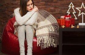 ¡Cuidado con la depresión en Navidad! Sigue estos consejos para evitarla