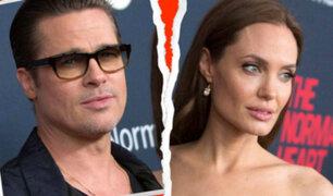 Brad Pitt arremete contra Angelina Jolie por custodia de sus hijos