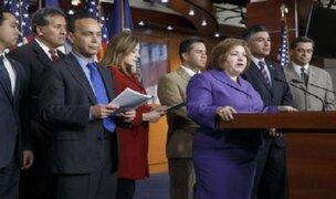EEUU: Parlamentarios piden a Obama proteger a indocumentados