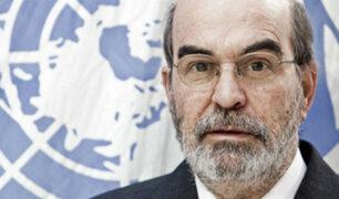 Cuestionan a director de la FAO por designación de Nadine Heredia