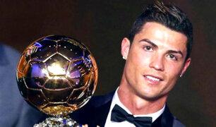 Cristiano Ronaldo es el virtual ganador del Balón de Oro 2016