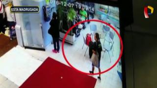 La Victoria: roban pertenencias a mujer que acababa de llegar de Argentina