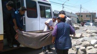Arequipa: hombre fallece dentro de una cúster y nadie se dio cuenta