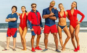 YouTube: lanzan el primer tráiler oficial de Baywatch