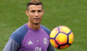 Cristiano Ronaldo sorprende con cambio de look