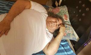Ciudadano venezolano de 160 kilos viene recuperándose en Hospital Carrión