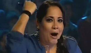 Katia Palma: un día con la jueza más divertida de la televisión