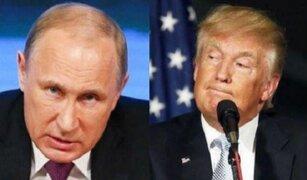 Informe de la CIA dice que Rusia ayudó a Donald Trump a ganar elecciones