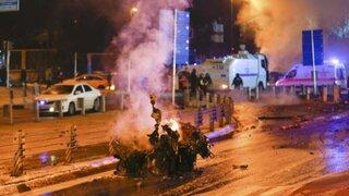 Turquía: doble atentado en estadio de fútbol deja 38 muertos y 150 heridos