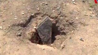 Áncash: chamanes saquean centro ceremonial de Huari