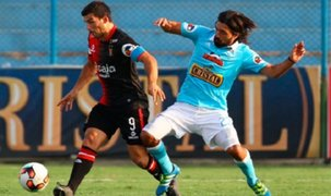 Sporting Cristal y FBC Melgar empataron en el partido de ida por los Playoffs 2016